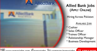 Allied Bank Jobs