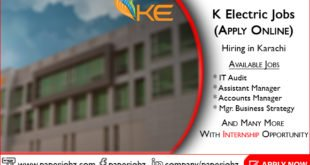 K-Electric Jobs