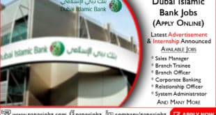 Dubai Islamic Bank Jobs