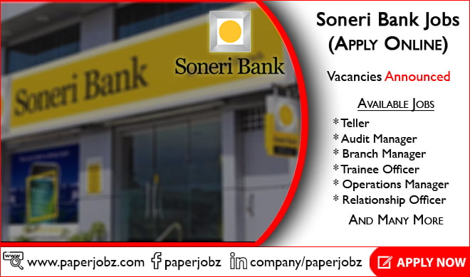 Soneri Bank Jobs