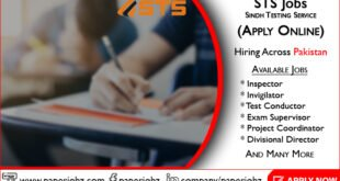 STS Jobs
